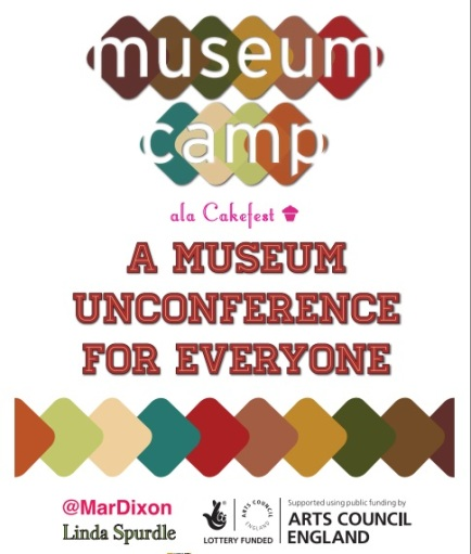 Museumcamp aka Cakefest