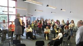 Mar Dixon talks Teens in Museums at Museumcamp